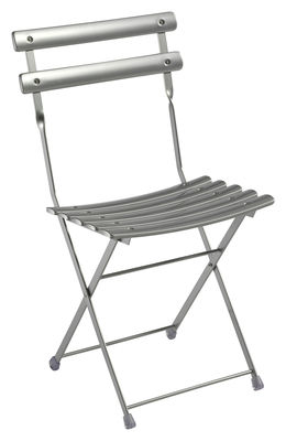 cadeira dobrável Arc en Ciel Centro de Investigação de alumínio Emu Emu 1
