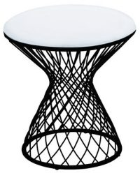 Stool Black Emu Heaven Jean-Marie Massaud 1