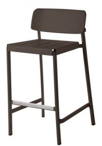 Hoher Hocker Glanz Brown Emu Arik Levy 1