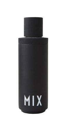 Shaker Arne Jacobsen - Pour les cocktails - 0,5 L Lettres Design Noir Arne Jacobsen