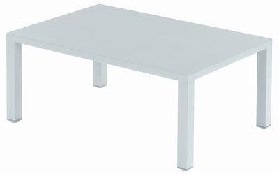 Table basse 70x100 Rond Blanc Emu Christophe Pillet 1