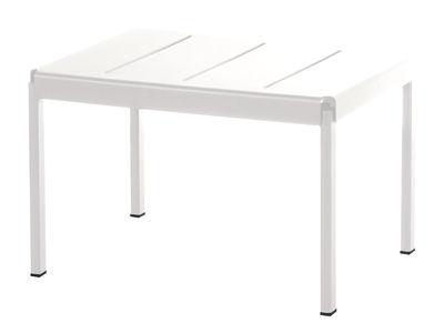 mesa de café branco brilho Emu Arik Levy 1
