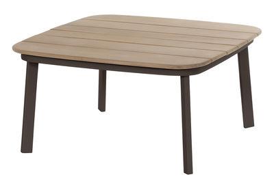 mesa de café Equipamento para engraxar Brown | Teck Arik Levy Emu 1