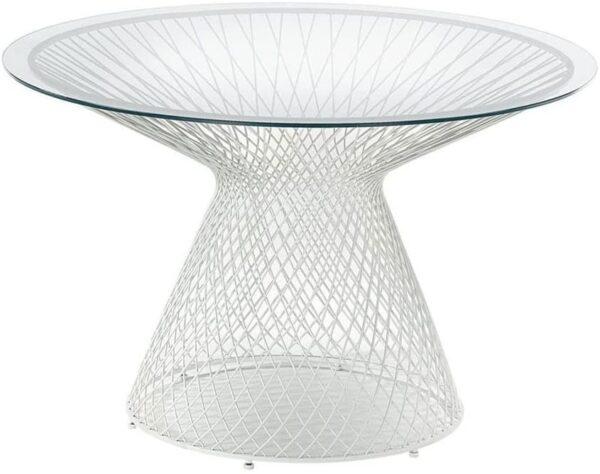 στρογγυλό τραπέζι Ουρανό Ø 120 cm Λευκό Emu Jean-Marie Massaud 1