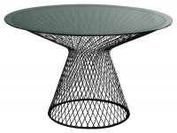 round table Heaven Ø 120 cm Black Emu Jean-Marie Massaud 1