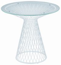 round table Heaven Ø 80 cm White Emu Jean-Marie Massaud 1