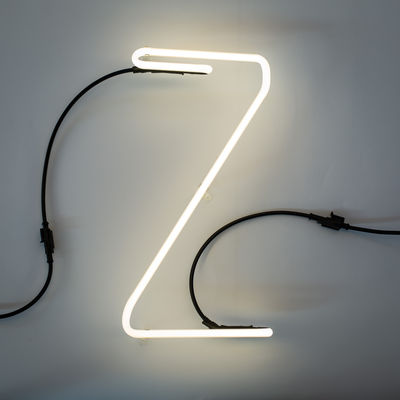 Alphafont Wall Lamp - Letter Z White Seletti BBMDS