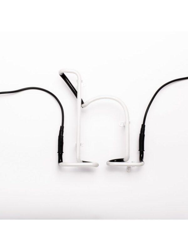 Applique Neon Art - Lettre H Blanc Seletti Selab