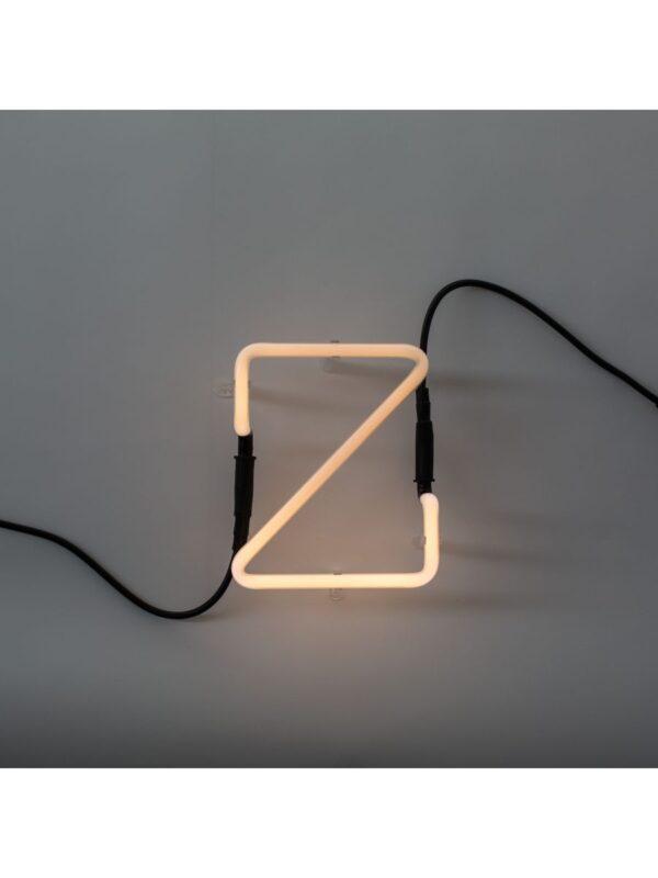 Abajur de arte neon - Letter Z Seletti Seletti