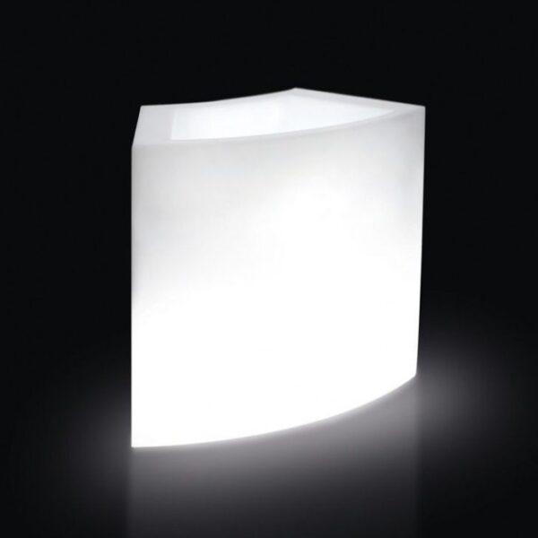 White Ice Bar Slide SLIDE Studio 1