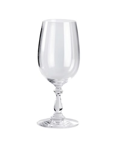 vidro transparente para o vinho branco vestido Marcel Wanders ALESSI 1