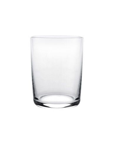 Verre à vin blanc Verre Famille Transparent Alessi Jasper Morrison 1