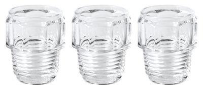 Vidrios de la máquina de cobro / H 10 cm - Septiembre 3 de estar Diesel transparente con Seletti Diesel equipo creativo 1