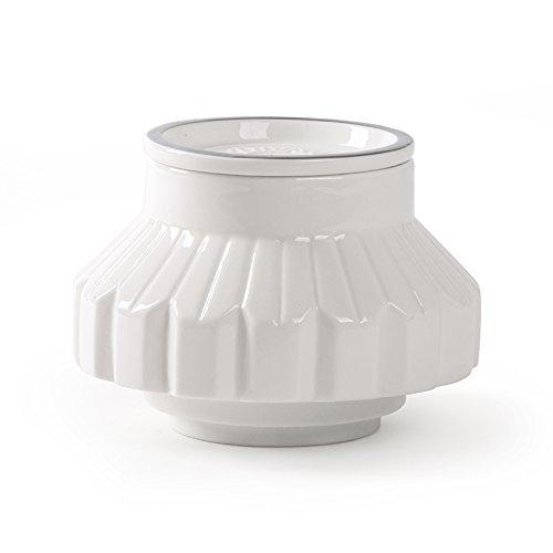 Boîte μηχάνημα συλλογής / O x H 16 13,5 cm Λευκό Ντίζελ ζουν με Seletti Diesel Creative Team 1
