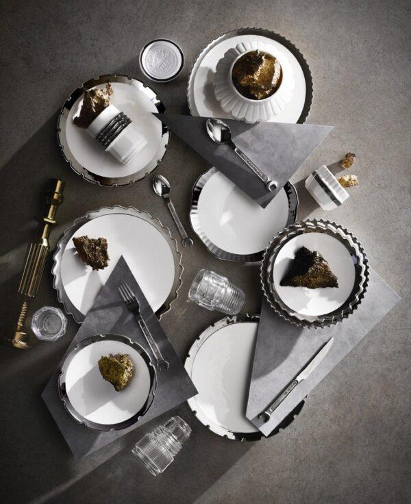 Boîte Collection machine / Pour spaghetti - H x Ø 13,8 29,7 cm Blanc Diesel vivant avec Seletti Diesel Creative Team 2