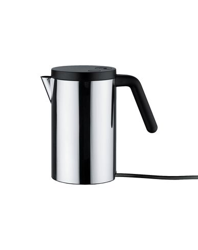 Hervidor de agua inoxidable pulido Hot.it Alessi Wiel Arets 1