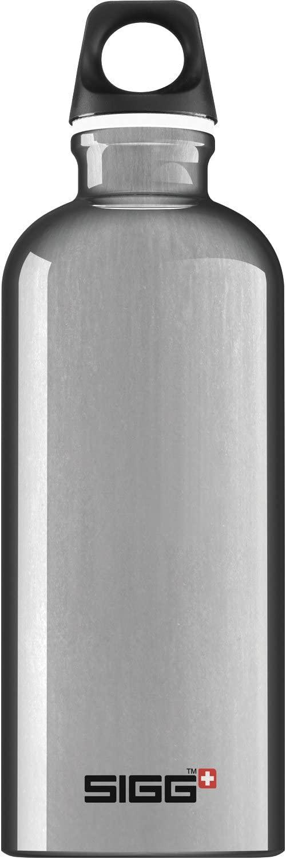 Botella Traveller 0,6 L Aluminio Sigg 2