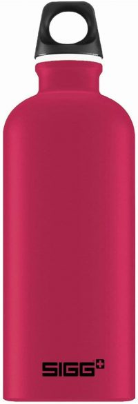 Borraccia Traveller 0,6 L Deep Magenta Sigg  1