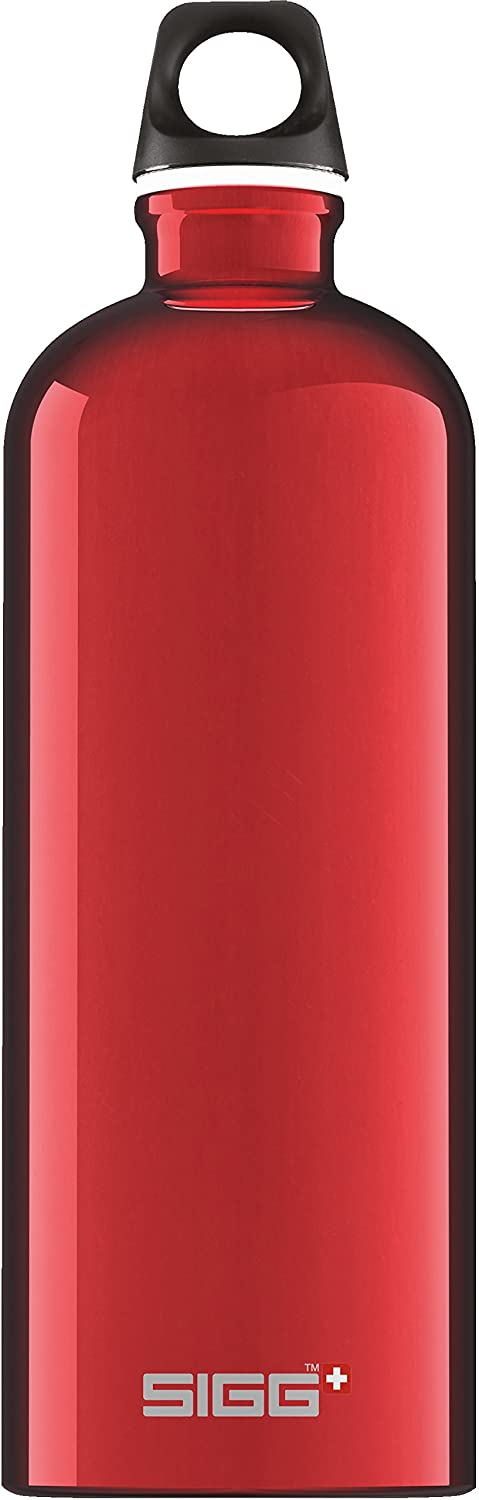Travellerflasche 0,6 L Red Sigg 1
