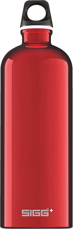 Borraccia Traveller 0,6 L Rosso Sigg  1