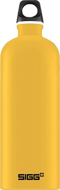 Borraccia Traveller 1 L Giallo Sigg  1