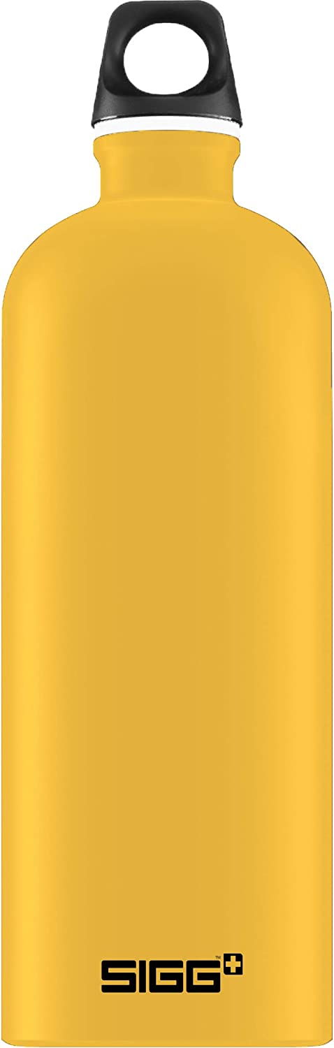 Traveler 1 L Yellow Bottle Sigg 1