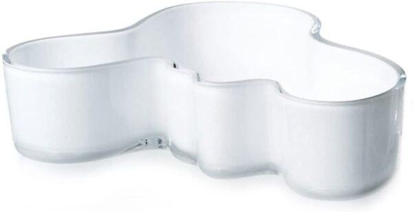 Alvar Aalto Bowl - H 50 mm Λευκό Iittala Alvar Aalto 1