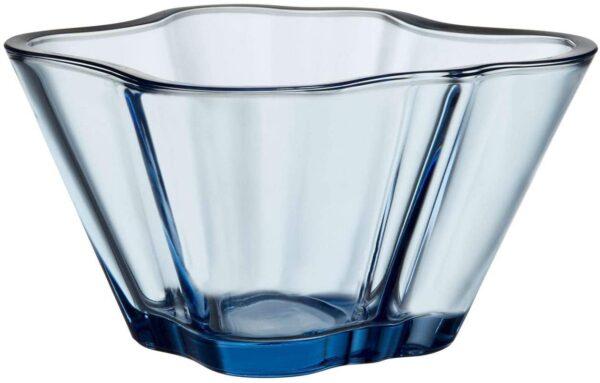 Alvar Aalto Bowl - H 75 mm Rain blue Iittala Alvar Aalto 1