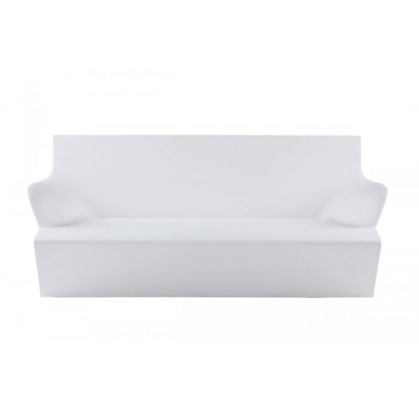 Kami Yon White Sofa Slide Marc Sadler 1