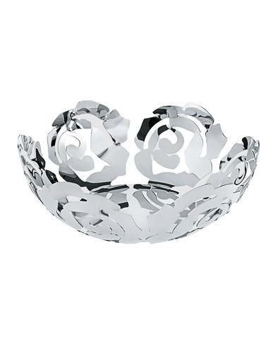 Taça de fruta LA ROSA De aço inoxidável polido ALESSI Emma Silvestris 1