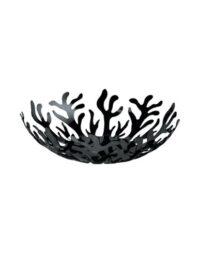 Black Emma Silvestris ALESSI Fruit bowl Mediterranean 1