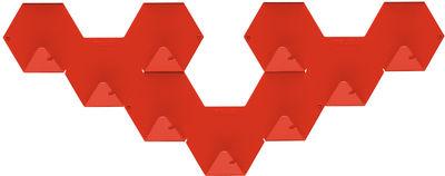Simplex Haken Packung von Red Tolix Bergne 3 1