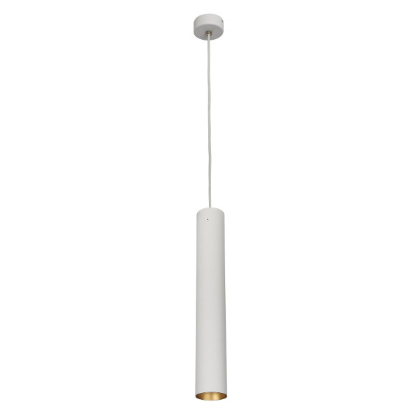 Lampe à Suspension Baton P2 SP LED Blanc | Or Linea Light Group Centro Design LLG