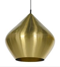 Lamp Suspension Beat Stout Ορείχαλκος Tom Dixon Tom Dixon