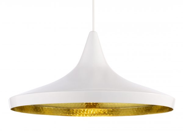 Bat Wide Blan Sispansyon lanp | Tom Dixon Brass Tom Dixon