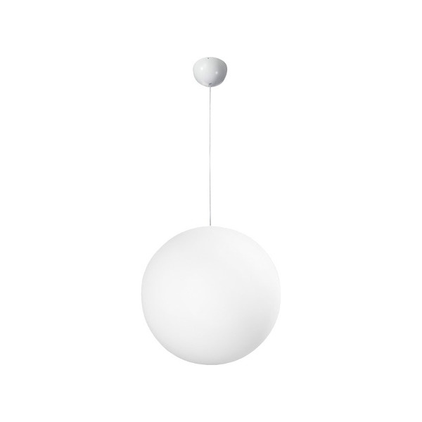 Lampe à suspension Oh! P LED IN SP S White Linea Light Group Centro Design LLG