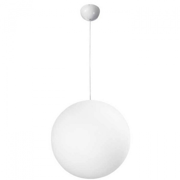 Suspension Lamp Oh! S White Linea Light Group Centro Design LLG