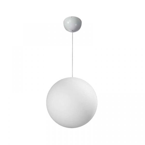 Suspension Lamp Oh! exterior XS White Linea Light Group Centro Design LLG