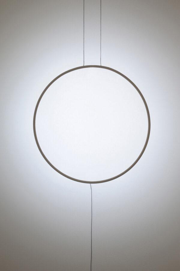 Lampada A Sospensione Sorry Giotto - LED / Ø 120 cm Blu notte Catellani & Smith Catellani & Smith