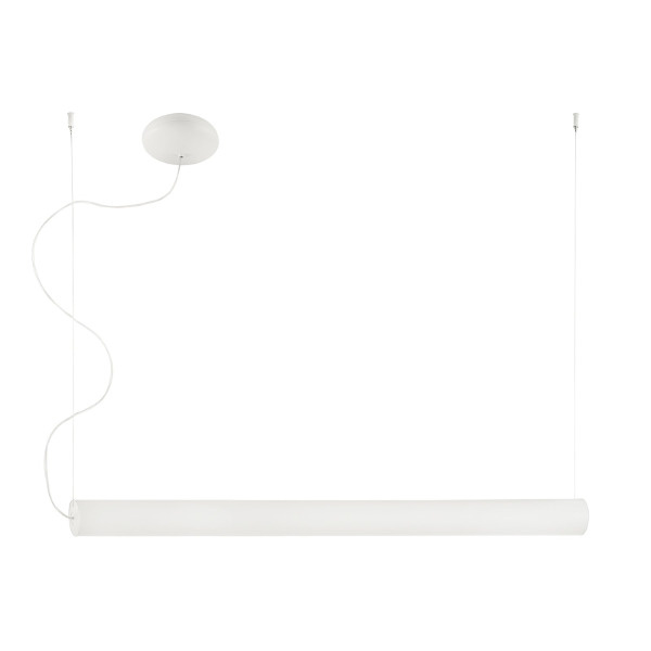 Lampe à Suspension TU-O SP LED M Blanc Linea Light Group Centro Design LLG
