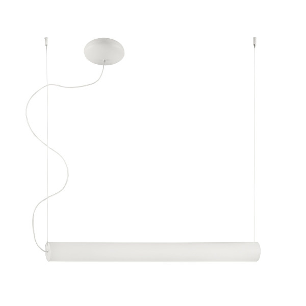 Suspension Lamp TU-O SP LED S White Linea Light Group Centro Design LLG