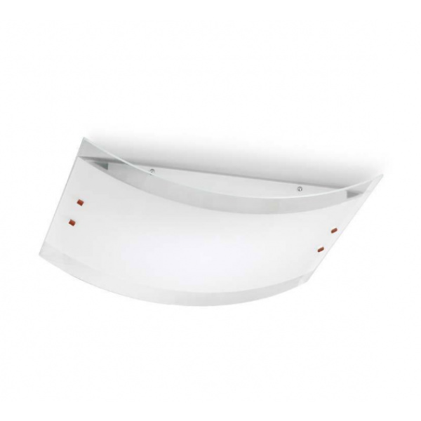 Applique Mille S Lamp Blanc | Nickel | Rouge Linea Light Group Centro Design LLG