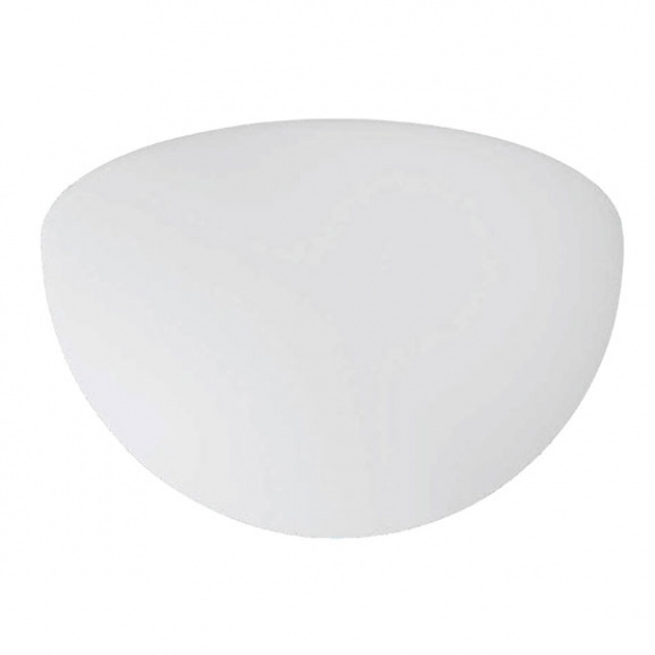 Ohps! Applique S White Linea Light Group Centro Design LLG