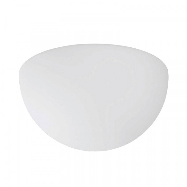 Ohps! Applique extérieur M White Linea Light Group Centro Design LLG
