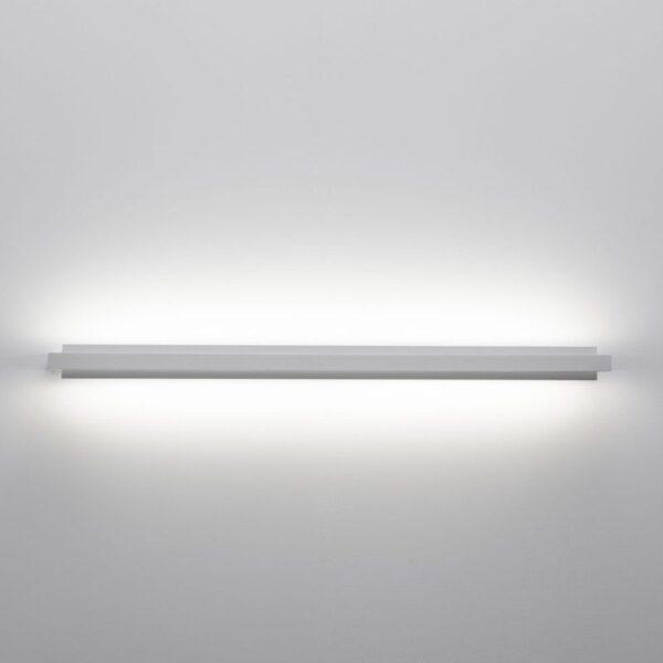 Lampada Da Parete Tablet_W1 S Bianco Linea Light Group Centro Design LLG