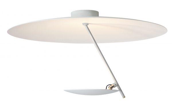 Lampada Da Soffitto Lederam C150 / LED - Ø 50 cm Bianco Catellani & Smith Enzo Catellani