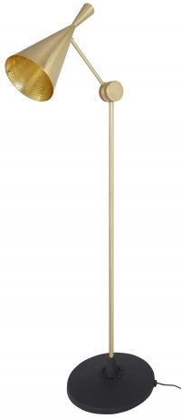 Floor Lamp Beat H 168 cm Brass Tom Dixon Tom Dixon