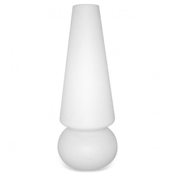 Marge Lámpara de pie Lámpara de pie para exterior Blanco Linea Light Group Centro Design LLG