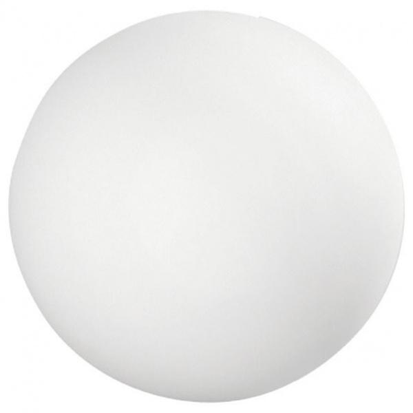 Φωτιστικό δαπέδου Ω! σφαίρα μέσα στο L White Linea Light Group Centro Design LLG