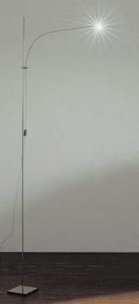 UAU Silver Floor Lamp Catellani & Smith Catellani & Smith